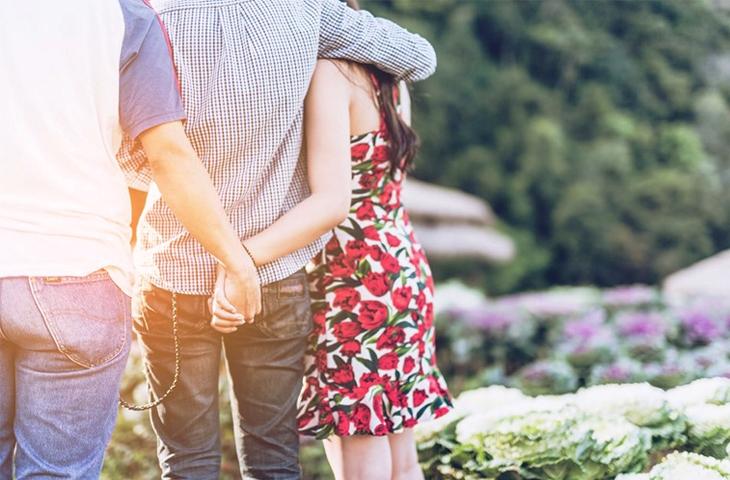 Τερματισμός μιας περιστασιακής σχέσης γνωριμιών
